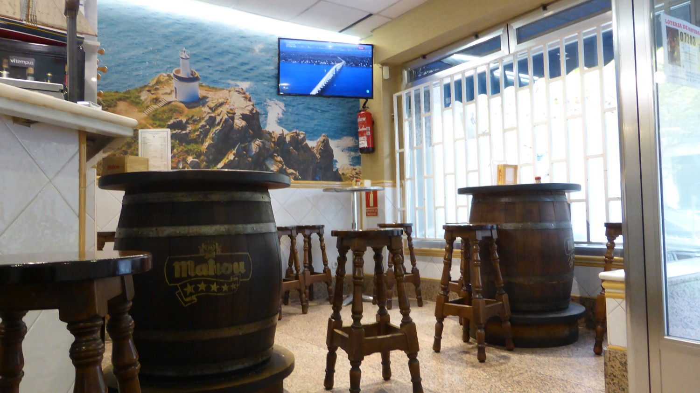 Marisquería Madrid