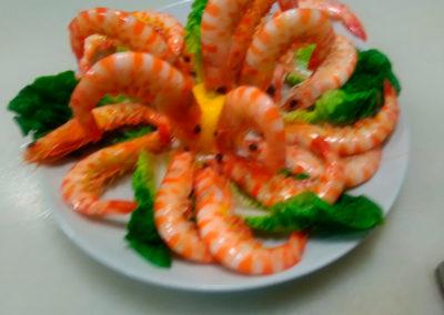 plato mariscada